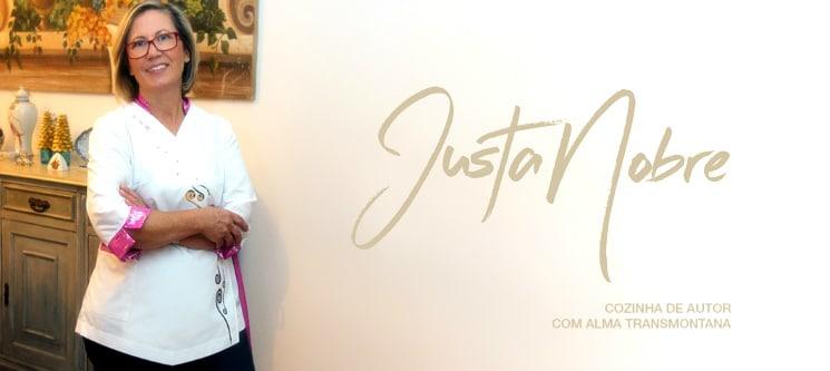 Restaurante O Nobre by Chef Justa Nobre | Cheque Gourmet de 50€ - Campo Pequeno
