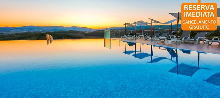 Água Hotels Mondim de Basto 4* | Estadia com Opção Jantar