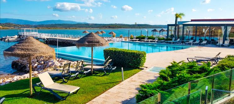 Água Hotels Riverside 4* - Algarve   1 ou 2 Noites c/ SPA & Opção de Jantar