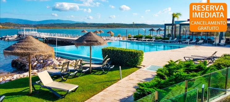 Água Hotels Riverside 4* - Algarve | Noites c/ SPA & Opção de Jantar