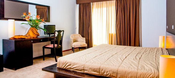 Hotel & Spa Alfândega da Fé 4* | Noite e Spa c/ Opção de Meia-Pensão