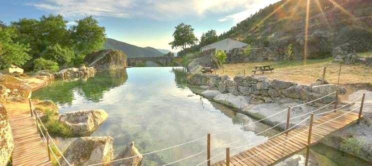 Alojamentos O Vicente - Serra da Estrela | 2 ou 3 noites entre a Serra e a Praia Fluvial da Loriga