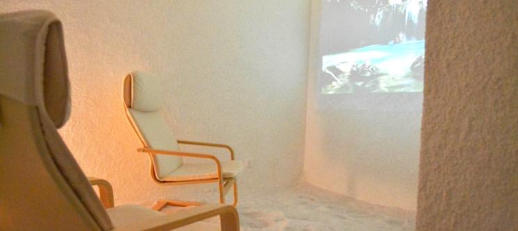 Sessão de Haloterapia - 100% Natural | 1 ou 2 Pessoas | 1h | Leiria
