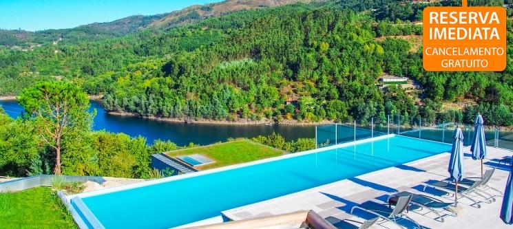 Aquafalls Nature Hotel - Gerês | Noites de Verão c/ Opção de Crianças