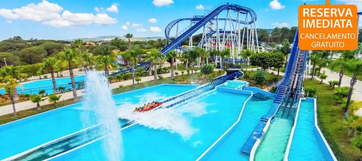 Aquashow Park Hotel 4* - Algarve | Noites & Entradas no Parque Aquático | Setembro