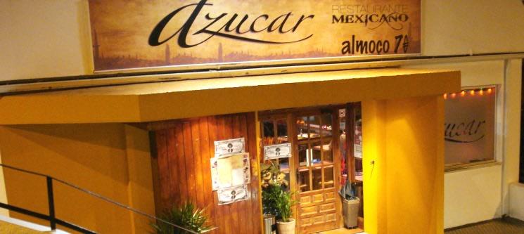 Já Provou Cozinha Mexicana? Experiência para Dois | Azucar - Coimbra