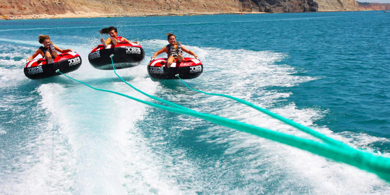 Experiências de Verão! Flyfish, Twister ou Ringos | 1 ou 2 Pessoas | Lagos