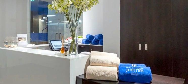 BLU SPA Jupiter Lisboa Hotel | Experiência de Eleição c/ Circuito de Águas & Relax Massage para 1 ou 2 Pessoas