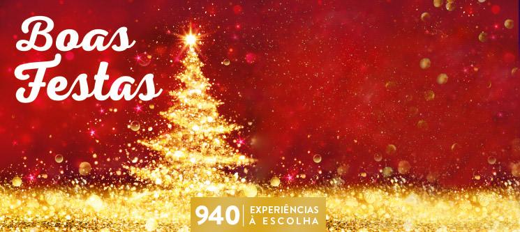 Boas Festas | 940 Experiências