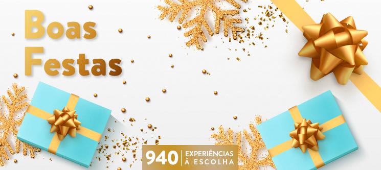 Boas Festas   940 Experiências