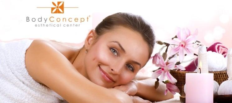 BodyConcept ® | Massagem Relaxante c/ Velas | 45 Min. | Mais de 40 Locais