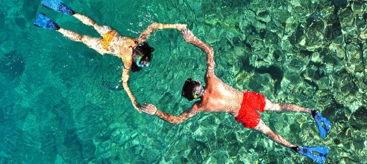 Snorkeling no Mar & Passeio de Barco Sesimbra - Cabo Espichel | 4 Horas | 1 ou 2 Pessoas