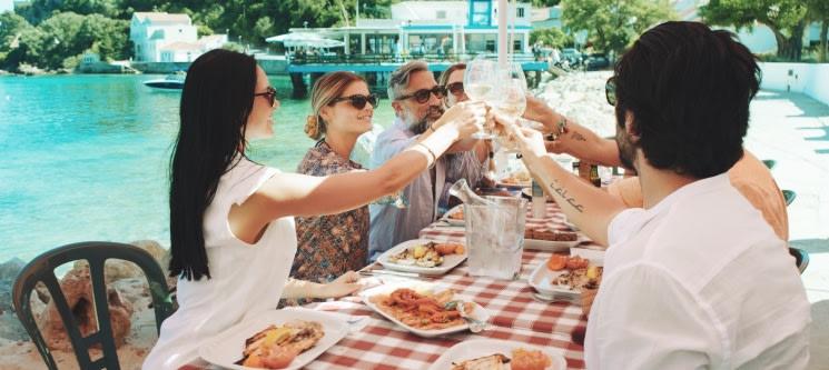 Passeio de Barco com Almoço Incluído | 5 Horas | Captain Arrábida