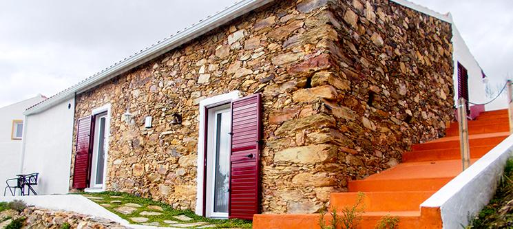 Casas de Campo de Vale de Junco - Mação | Estadia Tranquila c/ Opção Jantar