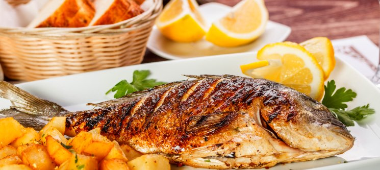 Especial Peixe Grelhado para Dois na Casa do Peixe - Setúbal