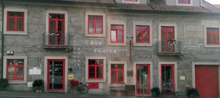 Casa Fontes - Vila Real | 1 ou 2 Noites em Plena Natureza!