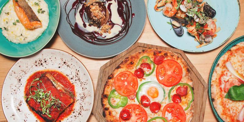 Jantar Italiano e Sangria para Dois | Cinquanta na Av. Liberdade