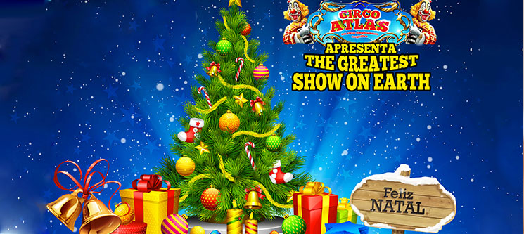 Circo de Natal Parque da Bela Vista | 29 de Dezembro