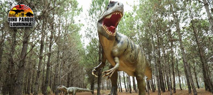 Dino Parque da Lourinhã | Aproveite ao Máximo as Férias de Carnaval! Entrada de Criança ou Adulto