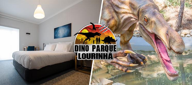 Água d´Alma Hotel - Óbidos | Noite & Entradas no Dino Parque Lourinhã