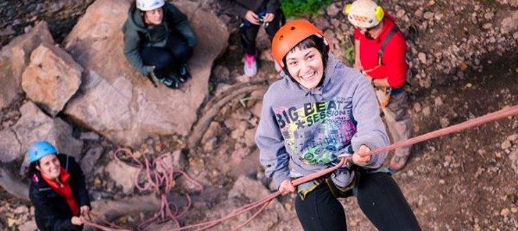 Rappel na Serra da Arrábida | Teste os Seus Limites! 1 ou 2 Pessoas