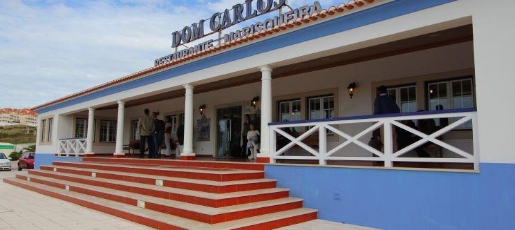 Marisco à Discrição para Dois na Ericeira | Restaurante Dom Carlos com Vista Mar