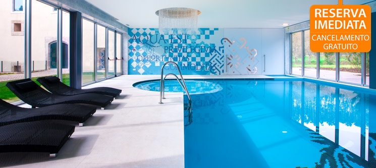HD | Duecitânia Design Hotel & SPA - Penela | Estadia e Spa com Opção Jantar ou Massagem