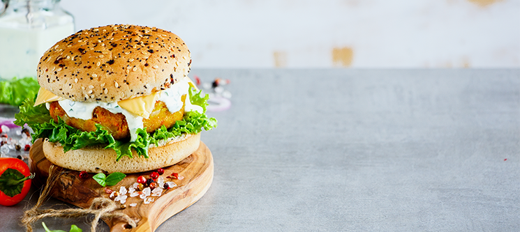 Hamburgueres Vegetarianos para Dois | Eat Green - Rossio
