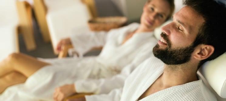 Momentos a Dois! Circuito de Águas + Massagem de Aromaterapia + Ritual Chá | Eden Resort Algarve