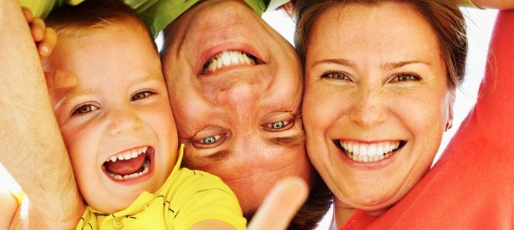 Coaching do Riso para Rir em Família | Sessão para 4 Pessoas - 1 Hora