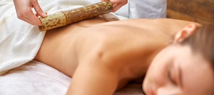 Massagem de Relaxamento, Bamboo, Modeladora ou Anticelulítica | 40 Minutos | Laranjeiras