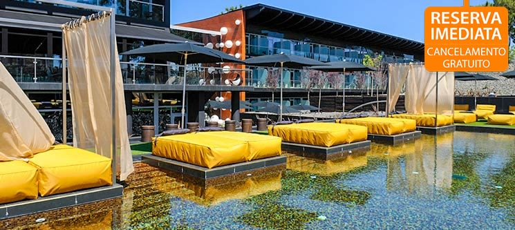 Evidência Belverde Hotel 4* | Noites c/ Spa & Opção Massagem ou Jantar