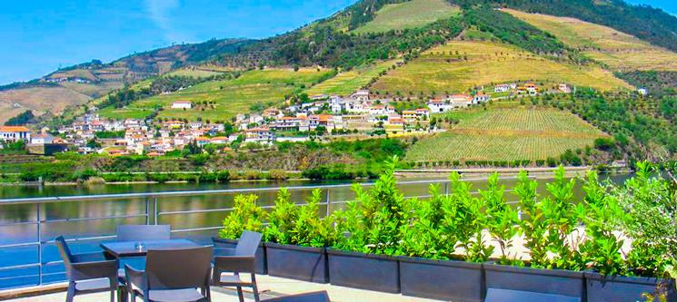 Hotel Folgosa Douro - Viseu   Estadia de 1 ou 2 Noites com Vista Rio Douro