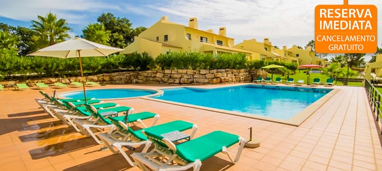 Glenridge Beach & Golf Resort - Albufeira | Férias em Família em T2 com Opção Circuito