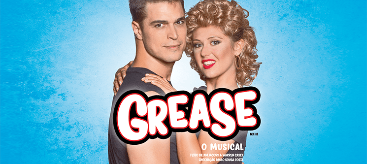 «Grease, o Musical» no Coliseu do Porto | 17 de Janeiro