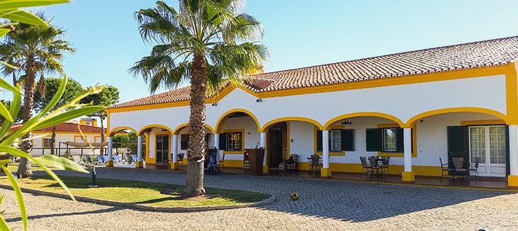 Herdade do Rio Torto - Évora | Estadia com Opção Jantar