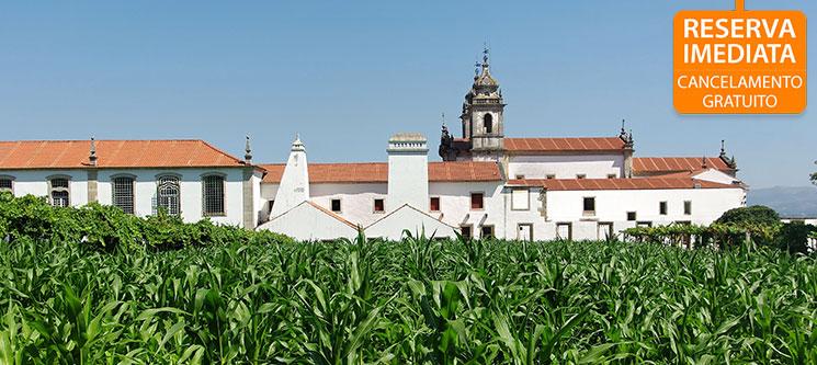 Hospedaria Convento de Tibães - Braga   Escapadinha Tranquila para Dois