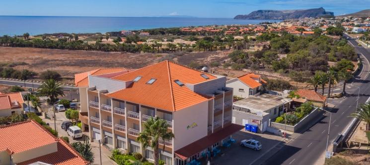 Areia Dourada - Madeira | 1 a 3 Noites Românticas em Clima Tropical