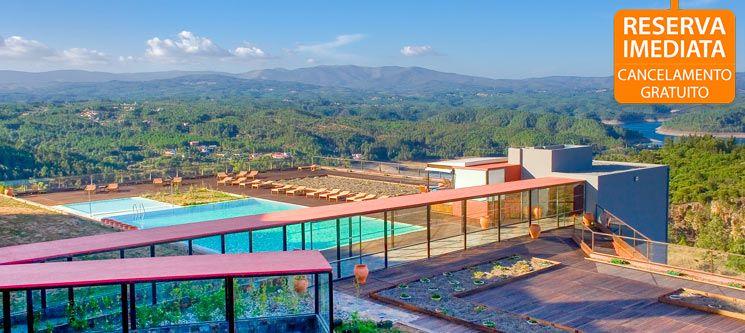 Hotel da Montanha 4*   Estadia Junto ao Zêzere e Spa com Opção Jantar
