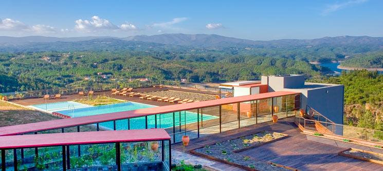 Hotel da Montanha 4* | 1 a 3 Noites junto ao Zêzere & SPA com Opção Jantar ou Actividades