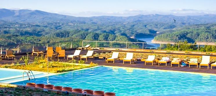 Hotel da Montanha 4* | 1, 2 ou 3 Noites junto ao Zêzere & SPA com Opção Jantar