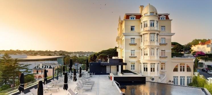Boutique Hotel Inglaterra 4* no Estoril - 1 ou 2 noites românticas com pequeno-almoço incluído