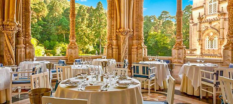 Palace Hotel do Bussaco 5*   Estadia Romântica & Encantada a Dois