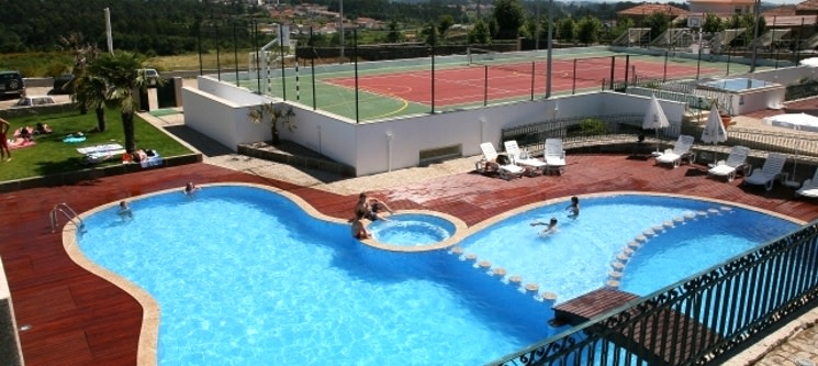 Hotel Quinta do Passal | Porto - 1 a 3 Noites & Health Club