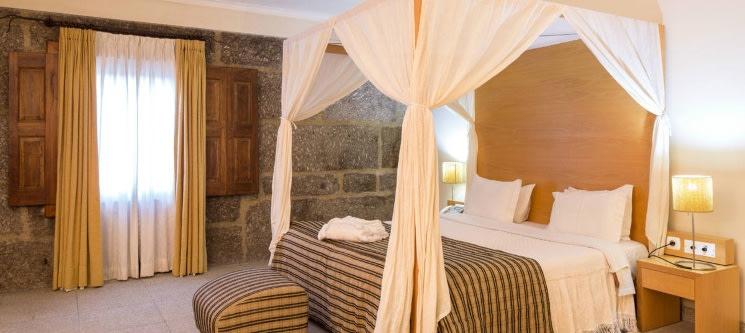 Hotel Rural Maria da Fonte - Gerês | 1 a 7 Noites & SPA c/ Opção de Massagem ou Jantar