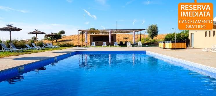 Hotel Rural de Santo António - Alentejo | Estadia com Opção Jantar