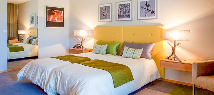 Hotel Santa Margarida 4* - Castelo Branco | Estadia e Spa com Opção Jantar
