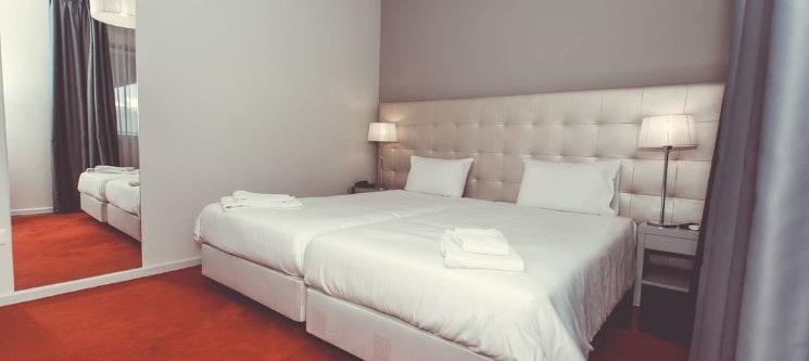 Hotel Vila - Guimarães | 1, 2 ou 3 Noites Românticas na Cidade-Berço