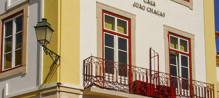 Casa João Chagas - Constância | 1 ou 2 Noites à Beira Rio