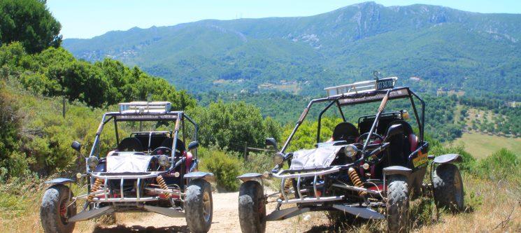 De Kartcross pela Arrábida! Passeio para Dois c/ Opção Almoço